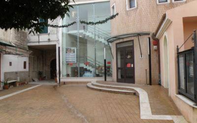 Esterno Teatro Paolella