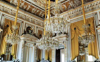 Castello Ducale Corigliano - Sala degli Specchi