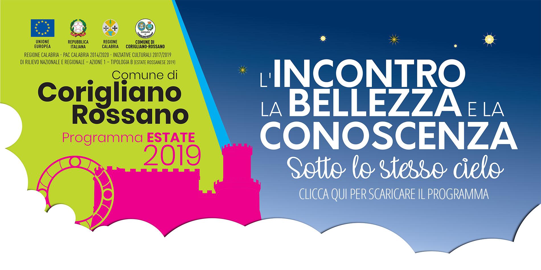 Estate Rossanese 2019
