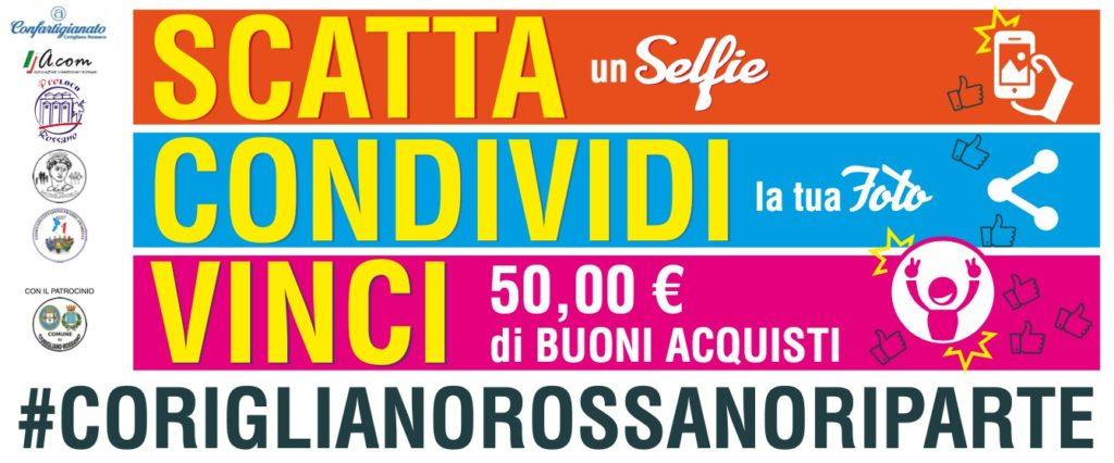 Adesivo Contest CoriglianoRossanoRiparte